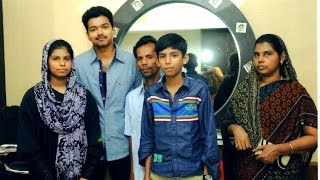 Vijay To Shoulder Teashop Worker's Daughter's Education Expenses | Latest tamil cinema news