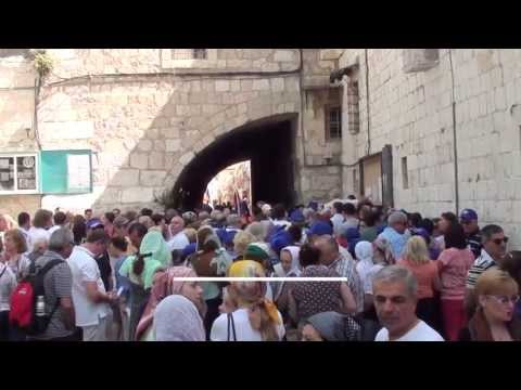 0405.13 -The day of Holy Fire in Jerusalem -  by Artiom Chernamorian