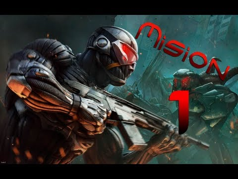Crysis 3 - [Gameplay] Mision 1 - Post-Humano (Español)