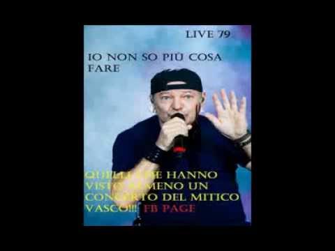 Rossi, Vasco - Io Non So Piu