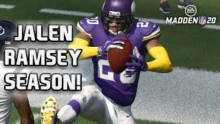 Jalen Ramsey Saves the Day! Madden NFL 20 MUT Squads