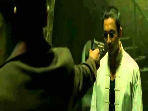 Enter The Matrix - Ballard vs. Seraph fight scene