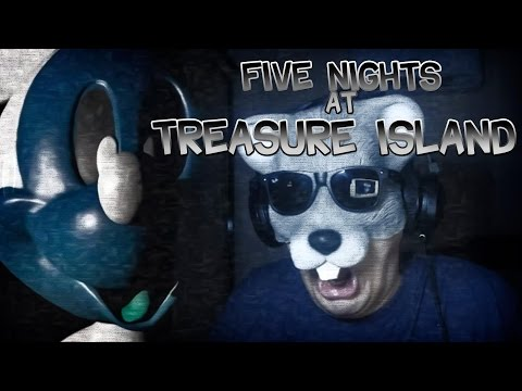 Mickey Fdp - Five Nights At A Treasure Island - #terror Borrachudo video