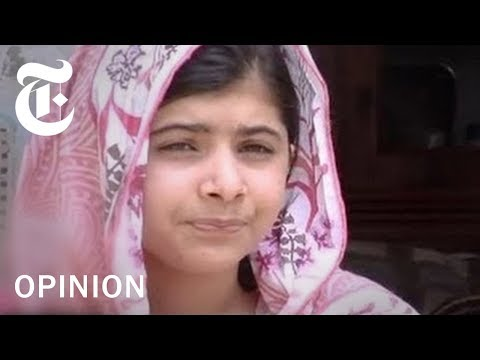 Malala Yousafzai Story: The Pakistani Girl Shot In Taliban Attack | The New York Times video