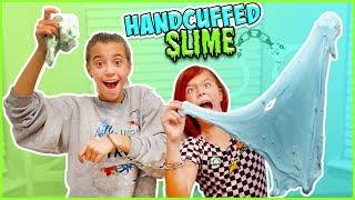 ONE HAND SLIME CHALLENGE!!