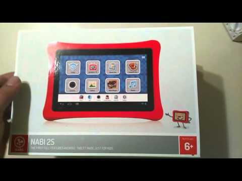 Nabi 2S vs Nabi 2: Unboxing. Review.  Only $85