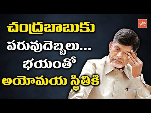 Chandrababu Self Goals | Political News | AP Politics | TDP | YSRCP | YS Jagan | YOYO TV Channel