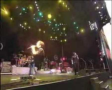 Counting Crows - Big Yellow Taxi  (Live @ Pinkpop 2003)