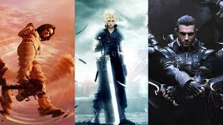 Why the Final Fantasy Films Suck
