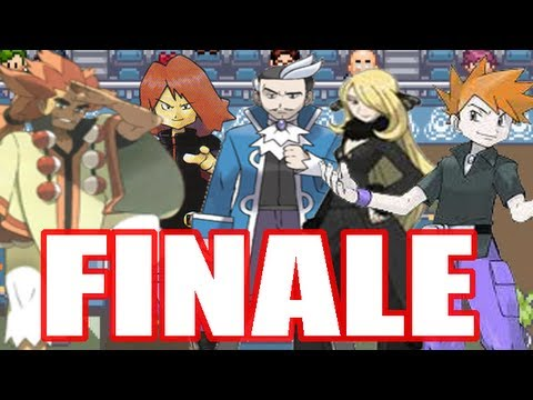 Pokemon Victory Fire Version! FINALE!