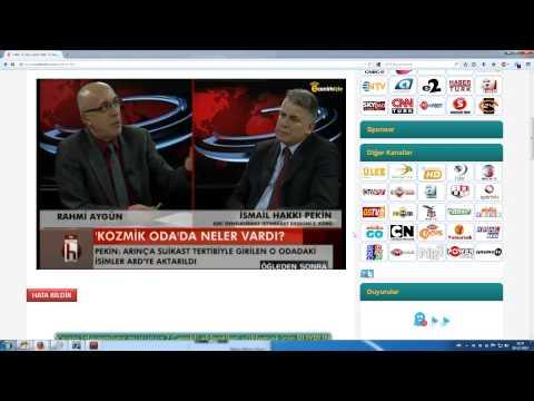 """""""Erdogan a suikast ihbarlari duzmece ,bir algi operasyonu idi"""" Halk Tv,Network Yazilim"""