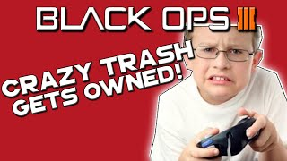 Trash Talker gets owned!!! (Black Ops 3 1v1)