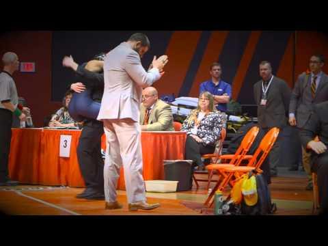 2016 IHSA State Wrestling Highlights by Illinois Matmen