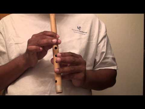 Hindi song on flute - Kahe Ko Byahi Bides - Travails with my...