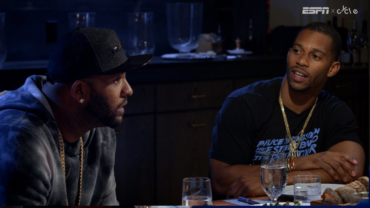 LeBron James vs. Kyrie Irving | Last Table S1:E2