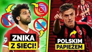 Salah ZNIKA Z SIECI! Krzysztof PIĄTEK nazwany PAPIEŻEM! AC Milan tuż tuż...