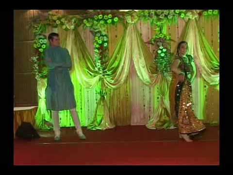 VanMehta Wedding - David and Claire - Aaj Hai Sagai