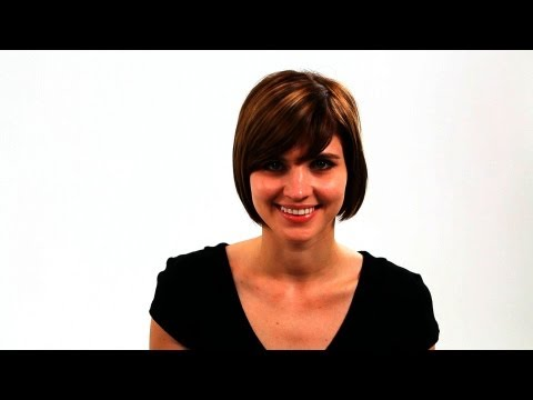 Best Short Haircuts for a Round Face | Short Hairstyles