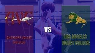 CCCAA Men's Basketball: AVC vs LA Valley - 1/23/19 - 5pm