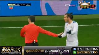 an unbelievable miss by Cristiano Ronaldo