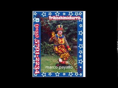 PAYASOS EN XOCHIMILCO/ SHOW DE PAYASOS EN COYOACAN TEL 57012493
