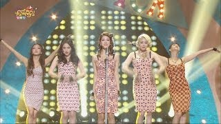 [HOT] Comeback Stage, Spica - You don't love me, ??? - ? ?? ?? ?, Show Music core 20140201