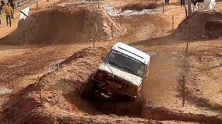 Jeep Cherokee XJ Extreme & Rough Off Road Challenges