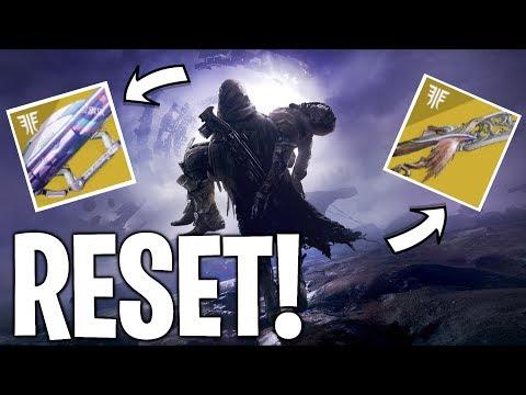 Destiny 2 Forsaken | Reset Stream! Haunted Forest, Powerful Engrams, & More! thumbnail