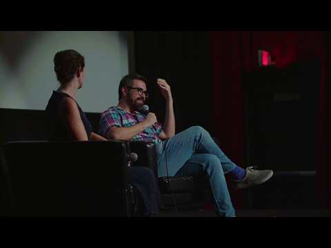 Andrew Bujalski Q&A | SUPPORT THE GIRLS At AFS Cinema | Aug 26, 2018