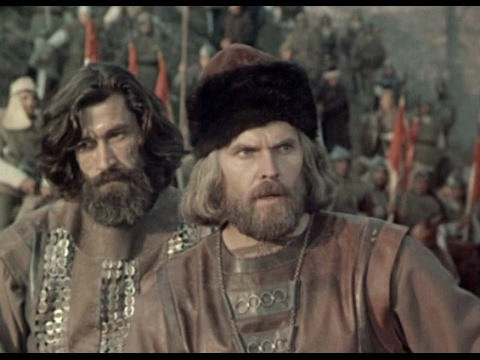 Даниил — князь Галицкий (1987) фильм