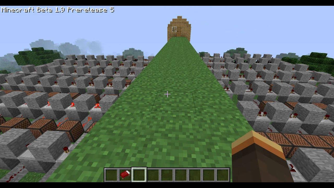 13 Wet Hands in Note Blocks (Minecraft Background music by C418) YouTube