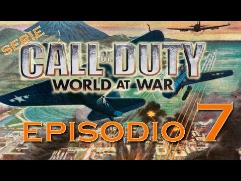 Serie COD5: World At War |Ep.7| Duelo x Equipos : Castle