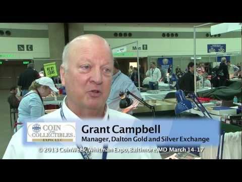 Gold Price Manipulation Being Probed. VIDEO: 6:48.