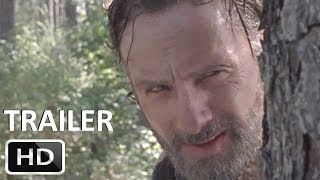 The Walking Dead As A Blockbuster Movie Trailer