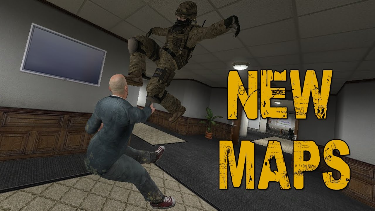 Finally New Maps Prop Hunt YouTube