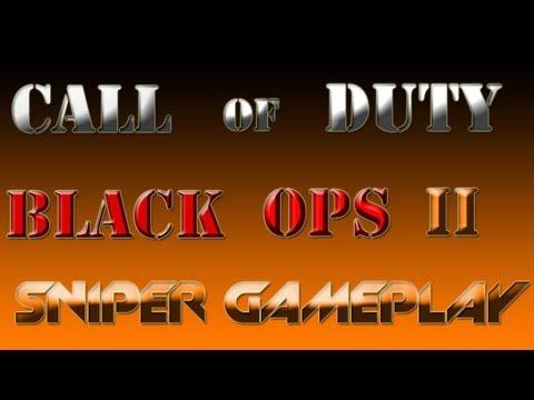 Black Ops 2 Multiplayer Gameplay - Full Quickscoping sniping Gameplay (hardpoint On Yemen) video