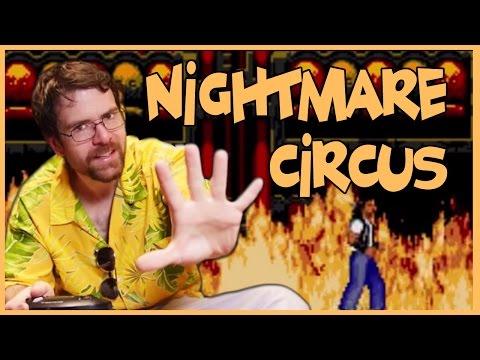 Joueur du Grenier - Nightmare Circus - Megadrive
