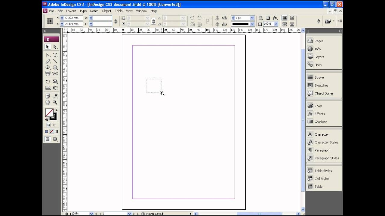 Indesign log file location
