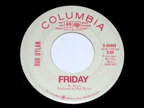 Rebecca Black - Friday, as performed by Bob Dylan
