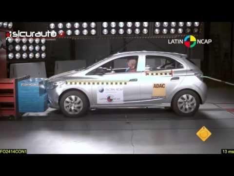 Crash Test Latin NCAP - Chevrolet Onix