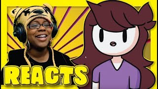 Making Things is Easy ft Jaiden Animations by GingerPale   Storytime Animation Reaction