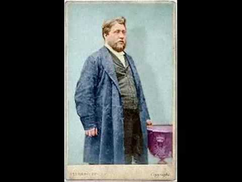 feeding sheep or amusing goats (c.h. spurgeon).mp4 youtube