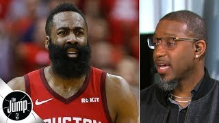 'You would never allow me to do that!' - Tracy McGrady to Jeff Van Gundy on James Harden | The Jump
