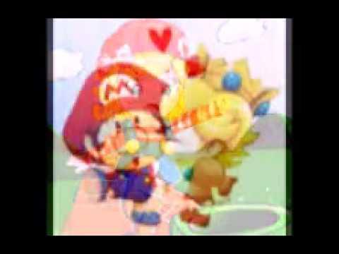 Loves Peach Mario Und Peach Endless Love