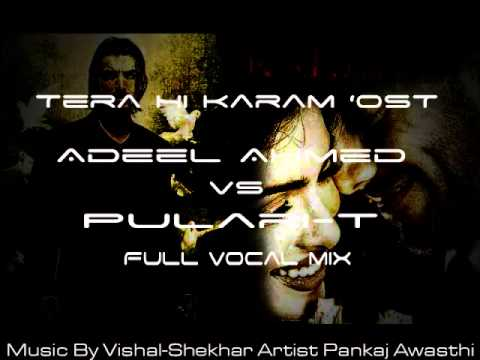 Tera Hi Karam Ost - Adeel Ahmed Pir Vs Pulari-t - D&b Edit.flv video
