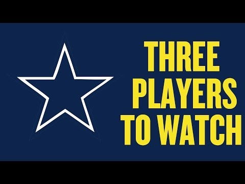 Three players to watch dallas cowboys who does dallas take at 16 in