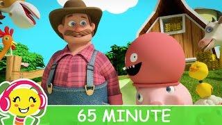 Cantece Pentru Copii - 65 min de muzica pentru bebelusi