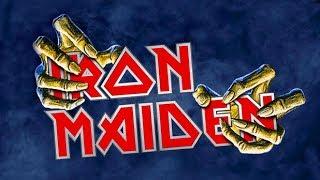 IRON MAIDEN mix