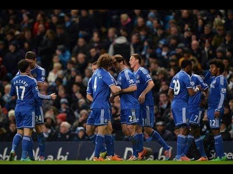 Nemanja Matic vs Manchester City I Away I 2013-14 I 1080p I HD I