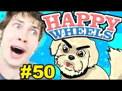 Happy Wheels - MY DOG HATES ME! - Part 50